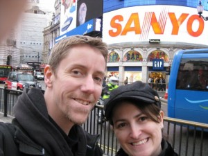 Dan and I Piccadilly